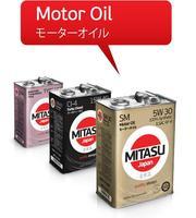 Японские автомобильные масла
