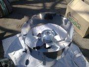 Аппарат для изготовления сладкой ваты УСВ-4,  газовый, добавки сахарные и палочки для сладкой ваты