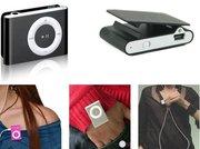 мини MP3 плеер, новый, копия Ipod Shuffle