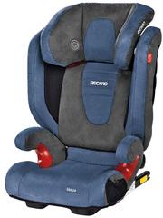 Автокресло RECARO Monza Seatfix new