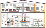 Вентиляцилнная система ПРАНА -200С ECO ENERGY