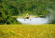 Авиация для внесения средств защиты растений