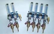 Редуктор (ротаметр) для регулировки подачи кислорода