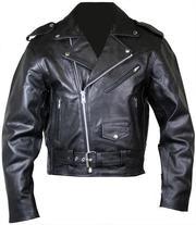 Куртка байкерская (косуха) Exelement c защитой