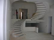 Изготовление красивых современных лестниц на заказ