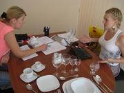 УЦ Территория Знаний обучает администраторов гостиницы в Николаеве