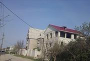Дом в Матвеевке,  неоконченное строение