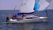 Продается яхта ЛЭС 22 Жорж длиной 9м. после модернизации.