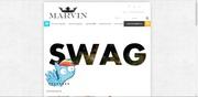Интернет-магазин одежды - брендовая одежда MARVIN Украина