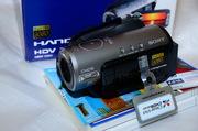 Продается новая видеокамера Sony HDR-HC3