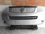 Бампер передний Volkswagen Multivan Caravella Фольксваген Т-5 Мультива