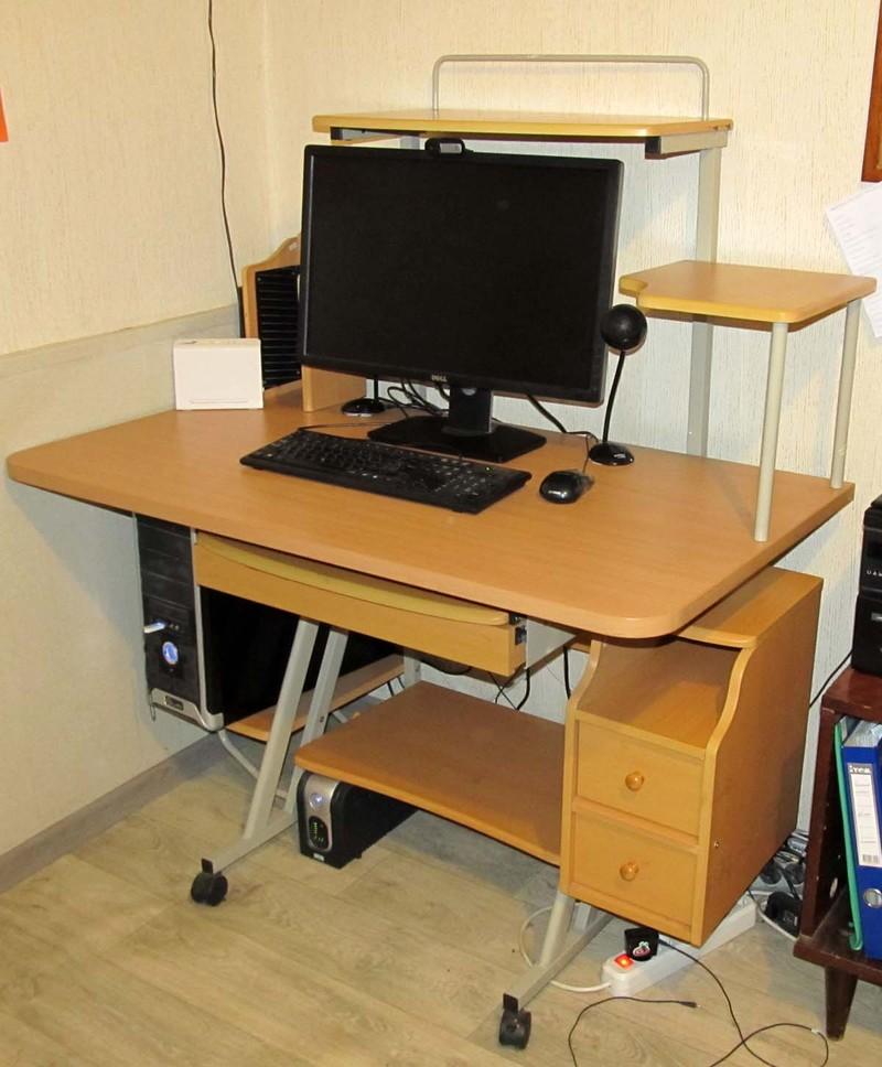 Стол компьютерный тт-500в -,,новый стиль,, / х.укр самая дру.