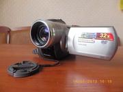 Видеокамера Panasonic VDR-D220EE-S (б/у)