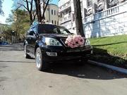 Свадебное авто. Lexus gx 470