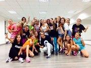 Фитнес и танцы в Dance Studio