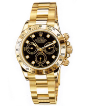Rolex Golden-Black