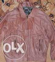 Продается мужская кожаная курточка!