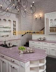 Кухонные столешницы,  подоконники,  каминные полки из кварца CaesarStone