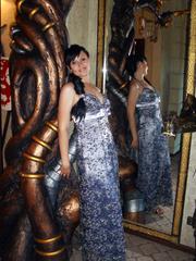 Индивидуальный пошив элегантных вечерних платьев