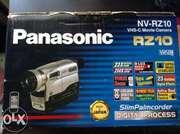 Продается видеокамера Panasonic NV-RZ 10EN