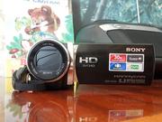 Видеокамера Sony HDR-CX190E (1080i FullHD/ 5, 3 мегапикселей)