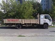 Грузоперевозки до 5 тонн,  бортовой,  открытый