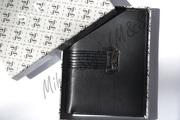 Кожаный мужской новый кошелёк S.E.L. с множеством отделов