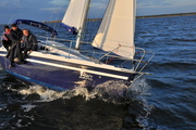 Продается яхта проекта ВС-750 (компромис)