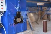 Станок для производства гофроколена УСГ