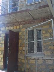 Дом на улице Буденного в общем дворе