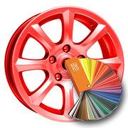 услуги порошковой покраски
