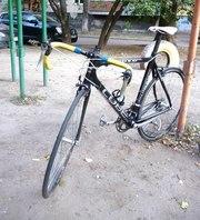 Шоссейный велосипед Cube litening!!!