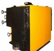 Продам твердотопливный жаротрубный котел на дровах Кронас Prom 100-700