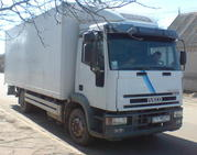 Грузоперевозки по Николаеву и Украине . фургоном до 6 т 33 мкуб