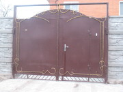 Ворота, металлические двери под заказ