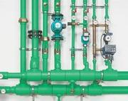 Опрессовка и промывка систем отопления