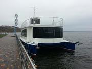 Речное пассажирское судно. Катамаран на (50 мест)