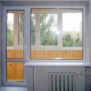 Металлопластиковые балконные блоки