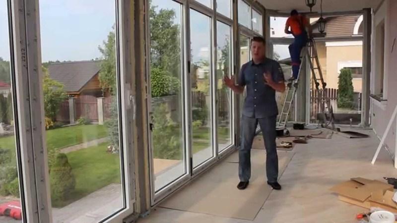 Металлопластиковые раздвижные окна, двери, балконные рамы: 1.