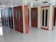 Межкомнатные дверные блоки (полотно,  коробка,  наличник, фурнитура).