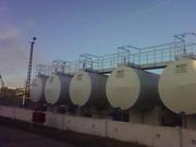 Нефтебаза в Корабельном районе