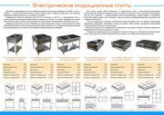 Индукционные плиты. Продажа