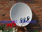 Установка и ремонт спутниковых антенн в Николаеве
