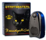 От мышей и крыс отпугиватель Электрокот