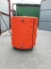 Буферная емкость 100 л,  теплоаккумуляторы