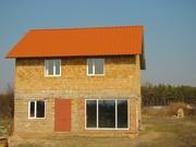 Дом в поселке Воскресенское