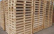продам деревянные поддоны бу
