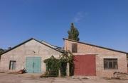 Производственная территория в черте города