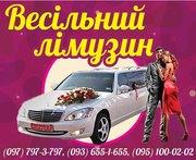 Лимузин Николаев,  свадебное авто