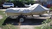 продам лодку Казанка 5м3